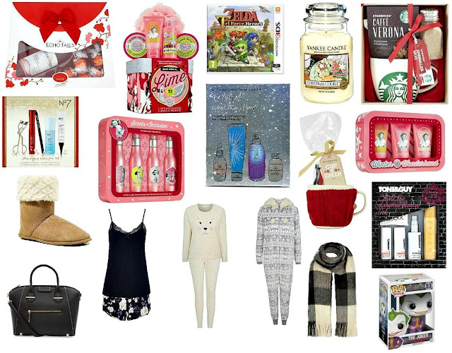 violet dreams christmas gift ideas for him her