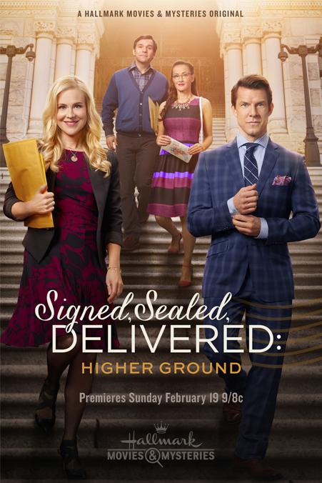 Signed, Sealed, Delivered: Higher Ground (2017) Online Movie Watch