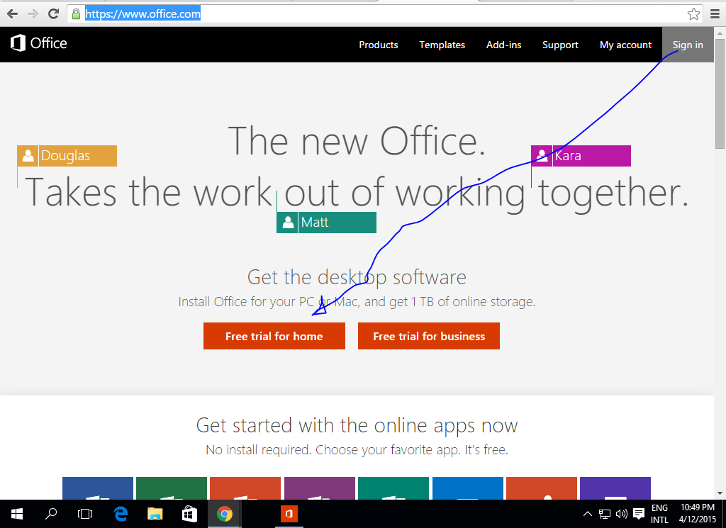 how to download copies of office 365 emails