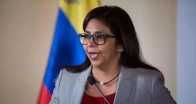 Βενεζουέλα- Πρόεδρος της Συντακτικής Συνέλευσης κλασική φάτσα κομμουνίστριας και πιθανόν και Εβραία : «Απορρίπτουμε κάθε εξωτερική παρέμβαση»