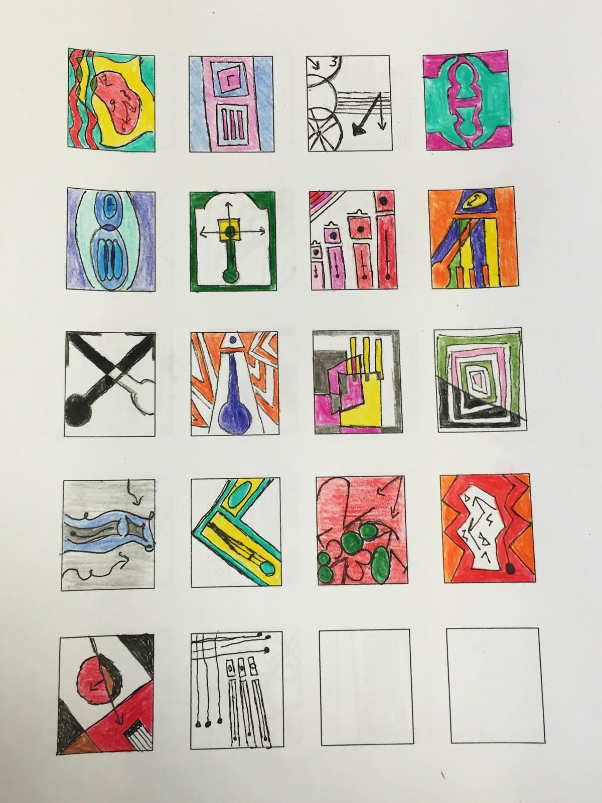 Visual communication assignment