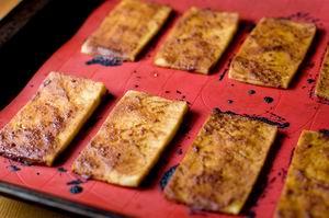 Bánh mì chay cho bữa sáng