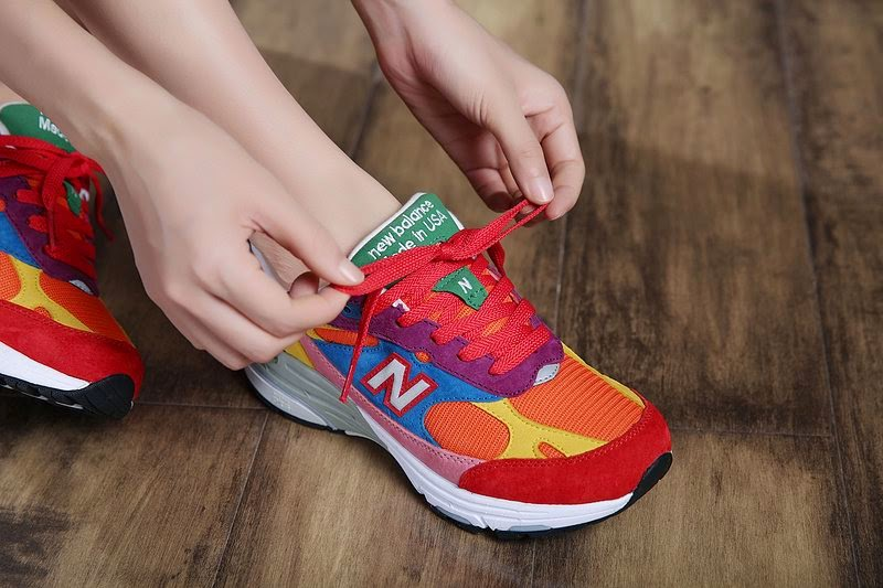 New Balance 993 Multicolor Rainbow