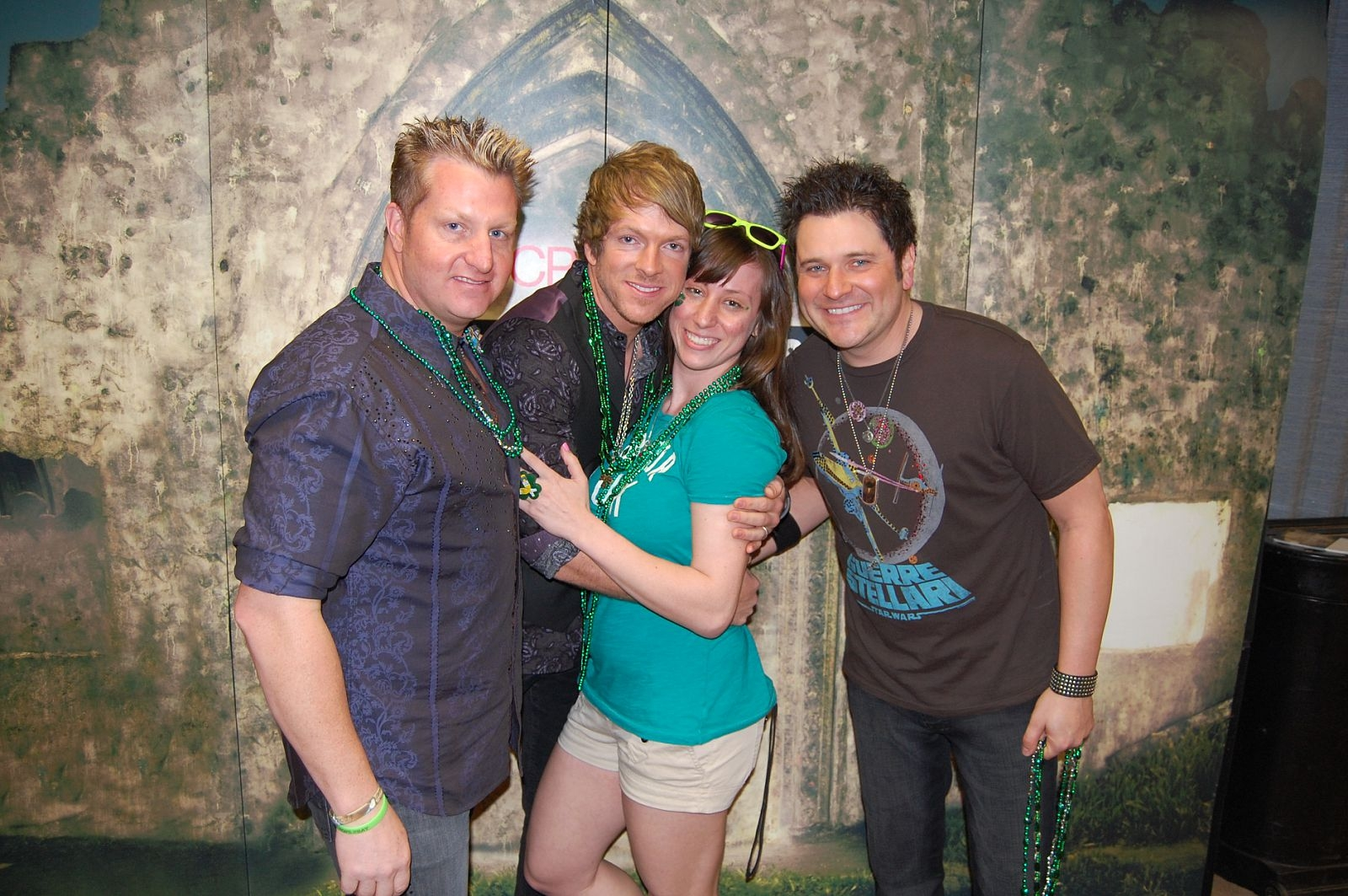 Cmr Fan Review Rascal Flatts New Orleans Country Music Rocks