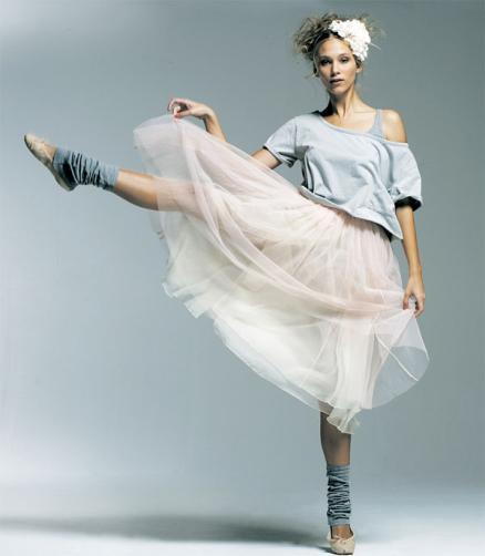 Allthingsnew ballet inspired fashion