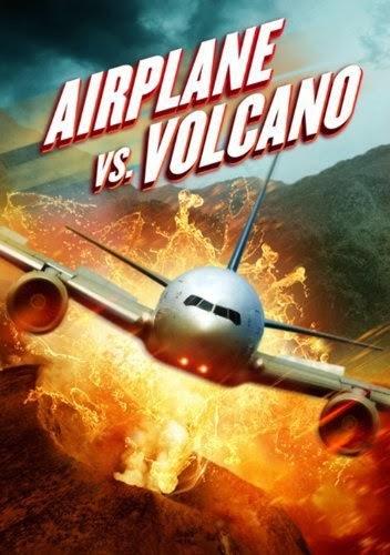 Bay Vào Núi Lửa - Airplane vs Volcano