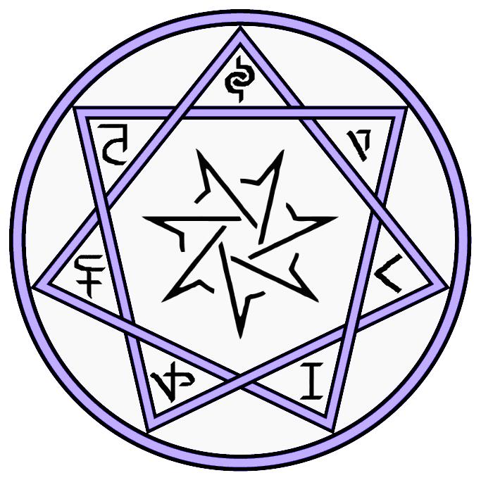 Emblema da Ordem Harashi