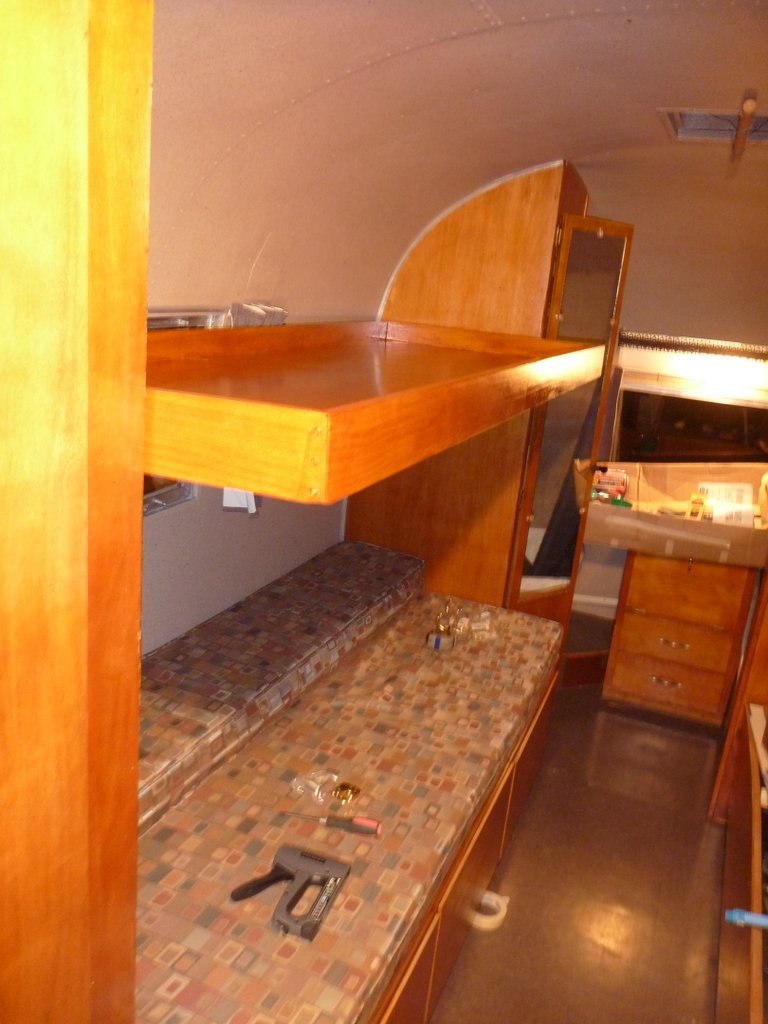 1959 Airstream Overlander Quot Someday Quot A Bunk Bed Too