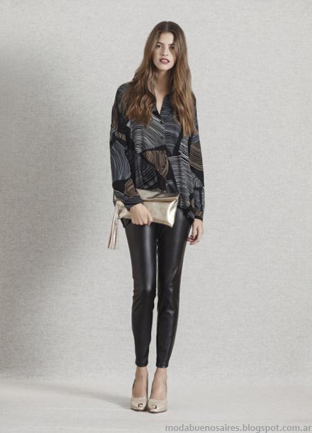 Leandro Dominguez coleccion otoño invierno 2013 moda