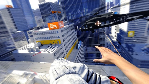 mirrors edge pc game screenshot 3 Mirrors Edge Cracked ^^nosTEAM^^