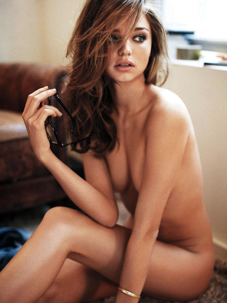 Миранда Керр признана самой сексуальной женщиной