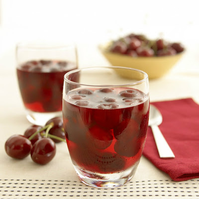 นอนหลับสบายด้วย น้ำเชอร์รี่ (Cherry juice helps sleep better)