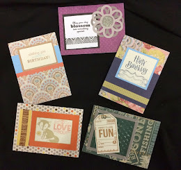 Occasions Card Workshop