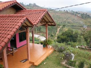Villa di Bandung Utara