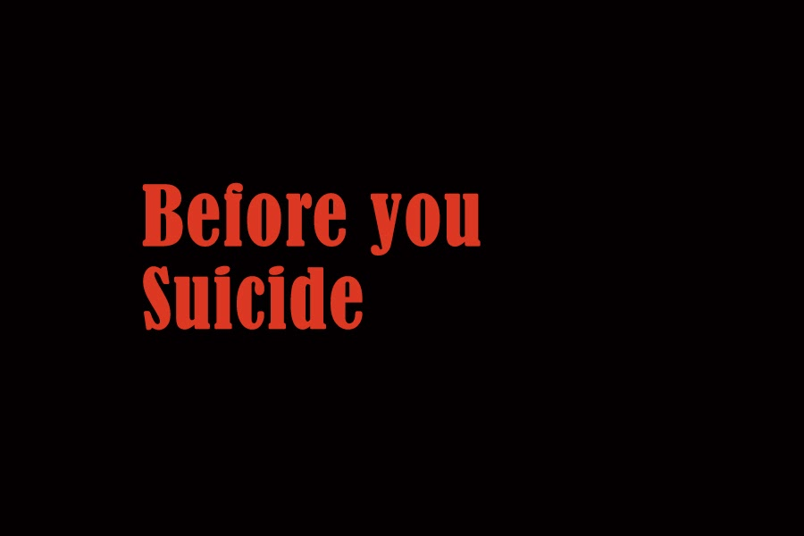 before you suicide gvsparx poem the best way to suicide