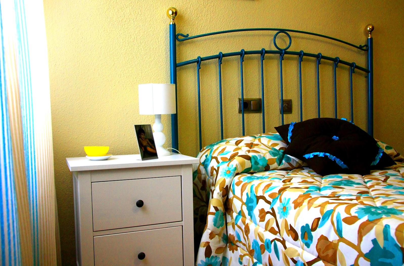 El rinc n de candi 11 ideas para decorar el cabecero de tu cama - Decorar cabeceros de cama ...