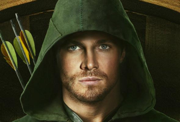 Oliver Queen, o Arqueiro verde