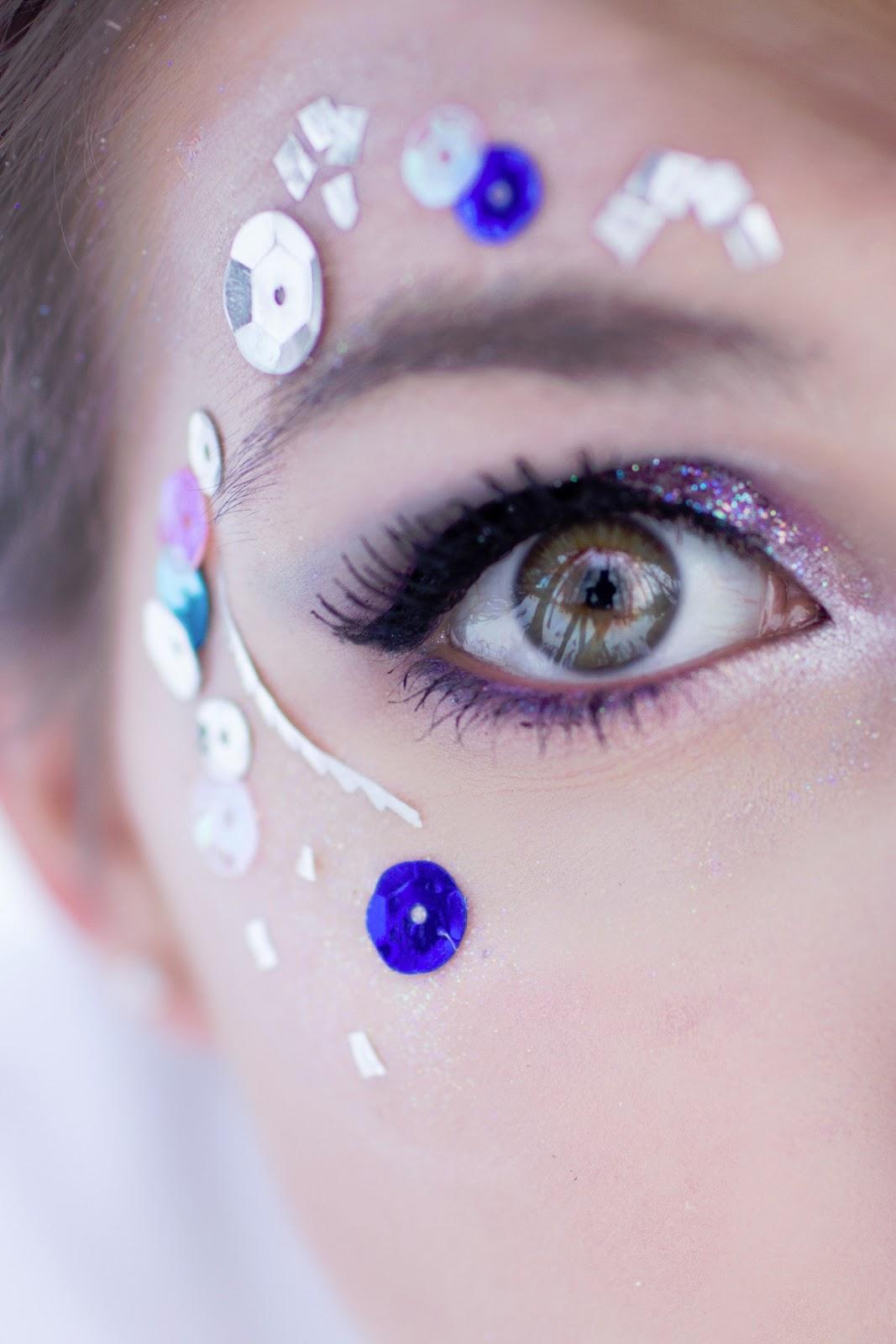 Winter Wonderland Wedding Makeup : Winter Wonderland Makeup - Viewing Gallery