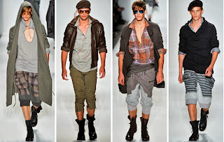 Urban fashion for mens