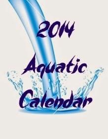 2014 Aquatic Calendar