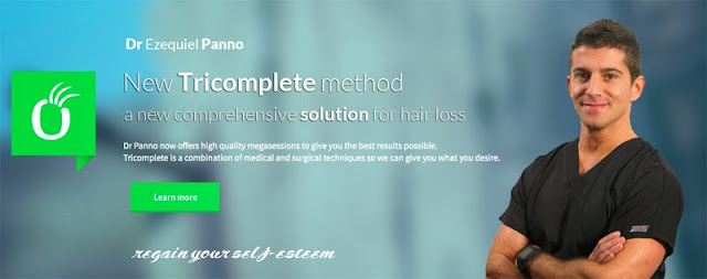 Hair Transplant and Hair treatments in Marbella, Dr Panno