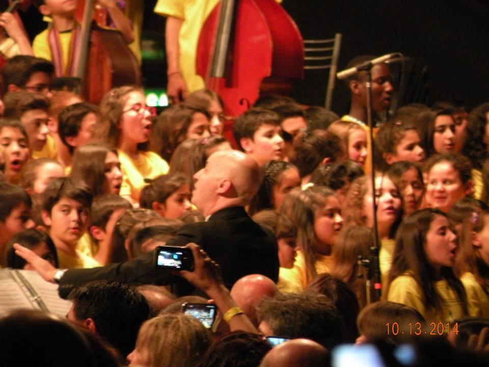 Encuentro Internacional de Orquestas Juveniles 2014