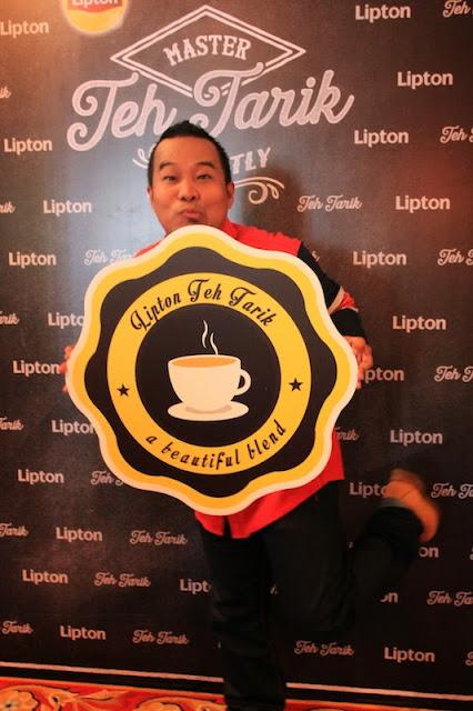 Lipton Teh Tarik 3-in-1 Cara Nikmati Teh Tarik Sebenar