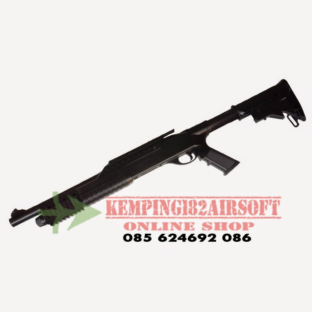 jual, shotgun, shootgun, spring, k7B, popor tarik, murah