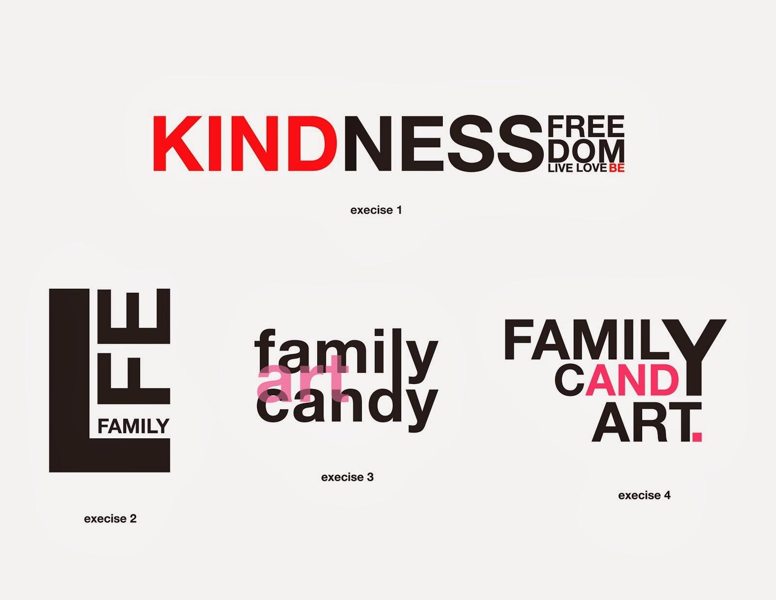 AHS Graphic Design 1: Typography 1