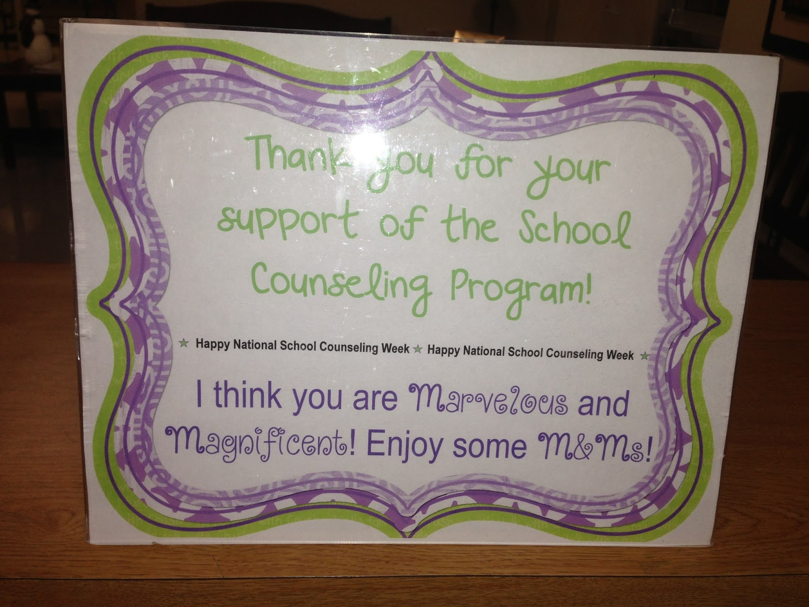 Confessions of a School Counselor: February 2013