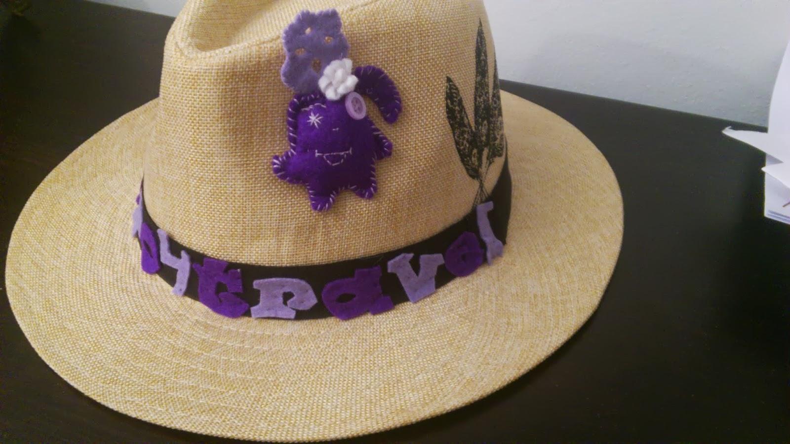 c mo decorar un sombrero en fieltro vero4casa