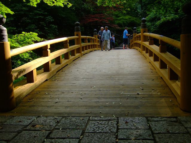 The way to Kobugahara Garden
