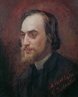 a biography of the composer erik satie and an analysis of his gymnopedie 1 Jeff hopkins math 5 12/7/10 final project erik satie's gymnopédie no1 and the acoustics of piano chords in his review of a concert by the french pianist jean‐yves thibaudet at the.