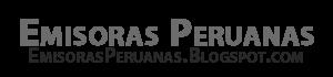 Emisoras Peruanas » Radios En vivo