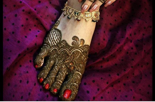 Mehndi Designs Hd Images : Beautiful latest simple arabic pakistani indian bridal