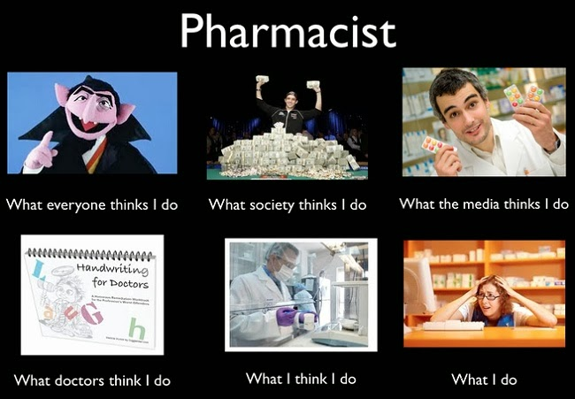 Pharmacy Technician fun subjects in college