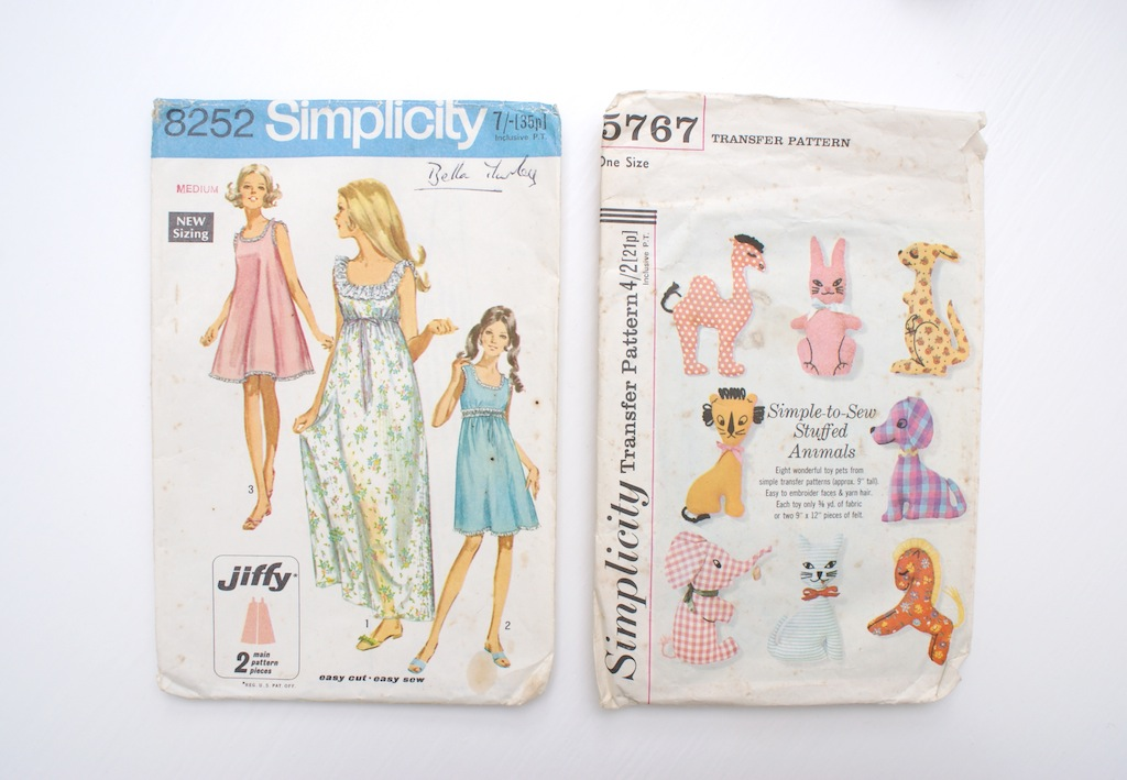 MessyJesse - a quilt blog by Jessie Fincham: Latest Vintage Finds