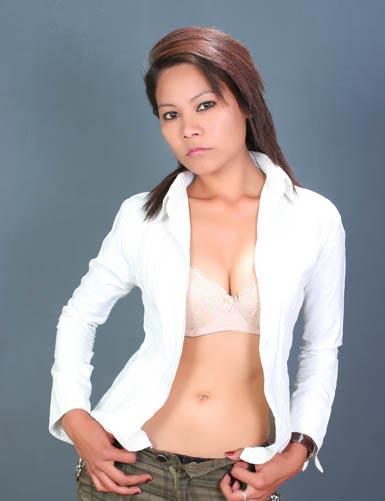 Nepali Models In Bikini