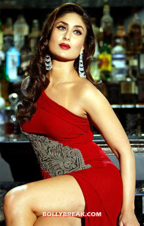 Kareena Kapoor in Talaash - Kareena Kapoor in RED Dresses