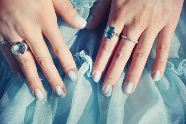 The color blue has been connected to Weddings since ancient times