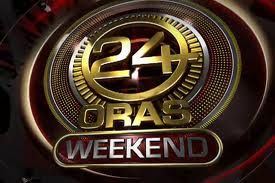 24 Oras Weekend December 8, 2012