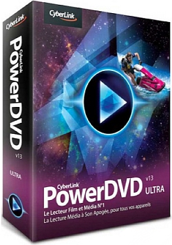 Download CyberLink PowerDVD Ultra 13 + Crack (x86/x64)