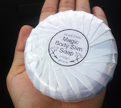 Magic Body Slim Soap (MBSS) - RM36