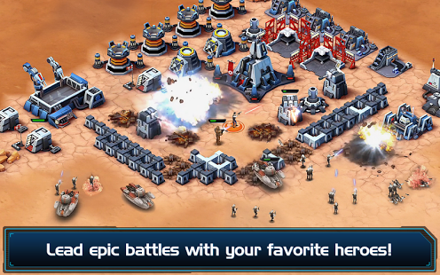 Download Star Wars: Commander 2.3.5 APK Full 1