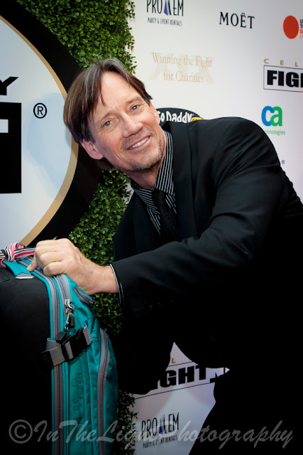 Celebrity Fight Night 2013 Red Carpet Kevin Sorbo