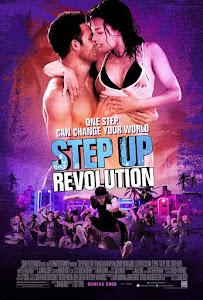 Step Up Revolution Poster
