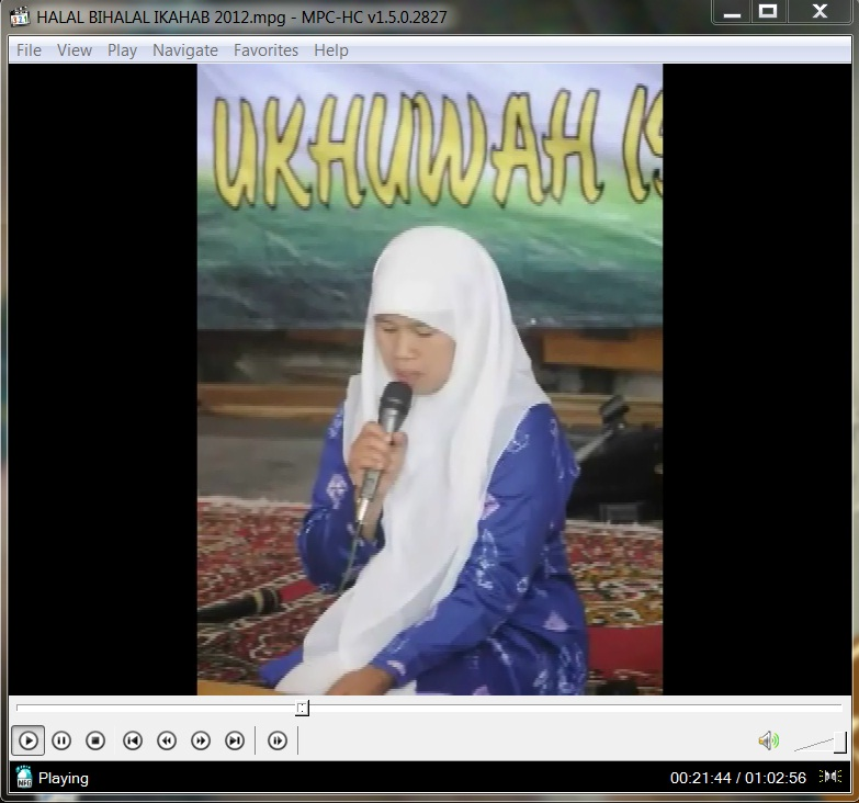 halal Bil Halal 2008