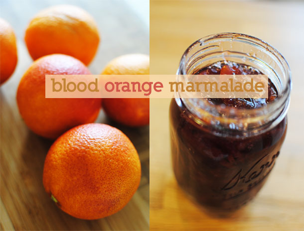 Longenecker Story Short: Blood Orange Marmalade