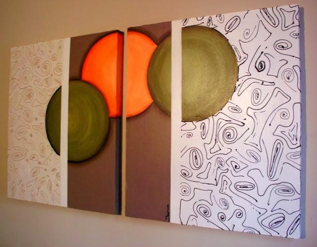 Ic design adivina adivinador for Cuadros en relieve abstractos