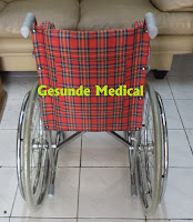 kursi roda harga